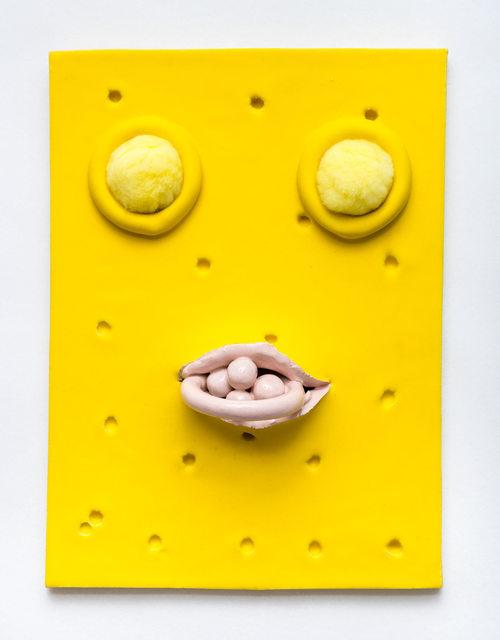 , 'Mask XXXII,' 2018, Stephen Friedman Gallery
