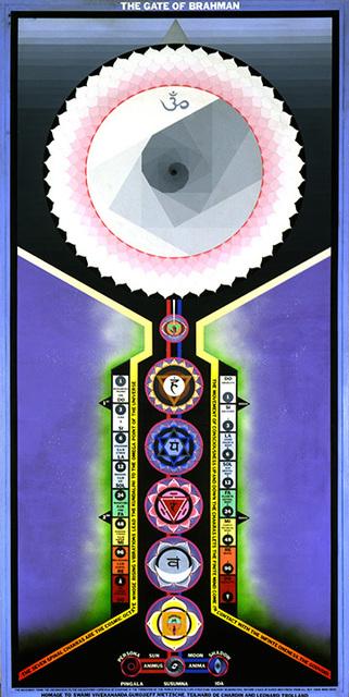 , 'Gates of Brahman the Cosmic Octave,' 1971, Kent Fine Art