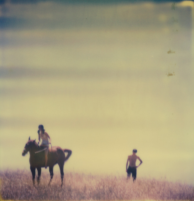 Stefanie Schneider, 'Renée's Dream XV (Days of Heaven)', 2006, Photography, Digital C-Print based on a Polaroid, not mounted, Instantdreams
