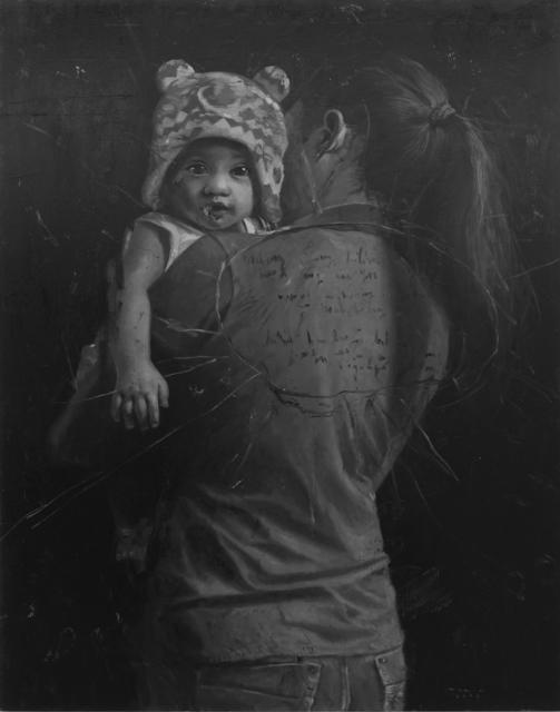 , 'To the future,' 2018, Yavuz Gallery