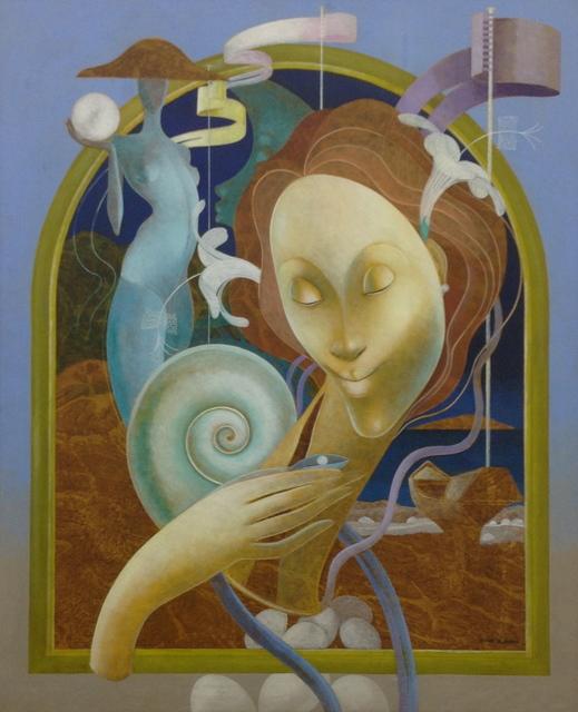 , 'Grace,' , Myriam Nader Haitian Art Gallery