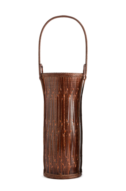 Iizuka Rōkansai, 'Flower Basket', 1890-1958, Yumekoubou Antique