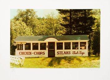 Chicken, Chops, Steaks