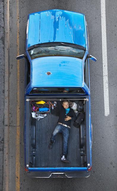 Alejandro Cartagena, 'Carpoolers #26', 2012, Patricia Conde Galería