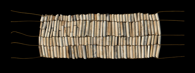 , 'Pipe beads,' 2017, Art Mûr