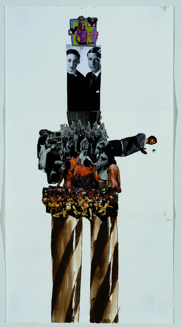 Cary Leibowitz, Daniel Blochwitz, and Will Cotton, 'Exquisite Corpse 16,' ca. 2011, Mana Contemporary