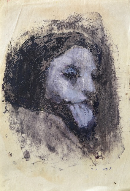 Houssam Ballan, 'Untitled', 2005, Painting, Mixed Media on Paper, Janet Rady Fine Art