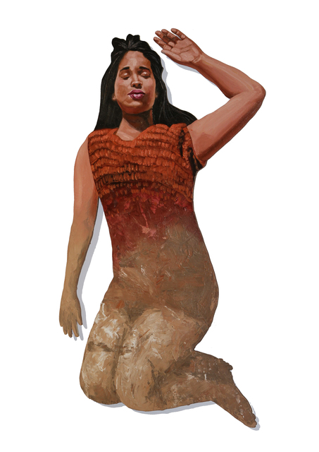 , 'Of iron and Clay Figure 8,' 2013, Sulger-Buel Lovell
