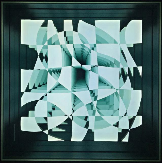 , 'Shape of Water,' 2019, C. Grimaldis Gallery
