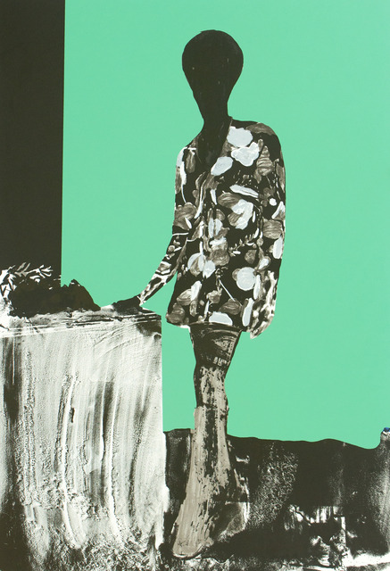 , 'Mrs. S. Keita - Turquoise,' 2010, Durham Press, Inc.