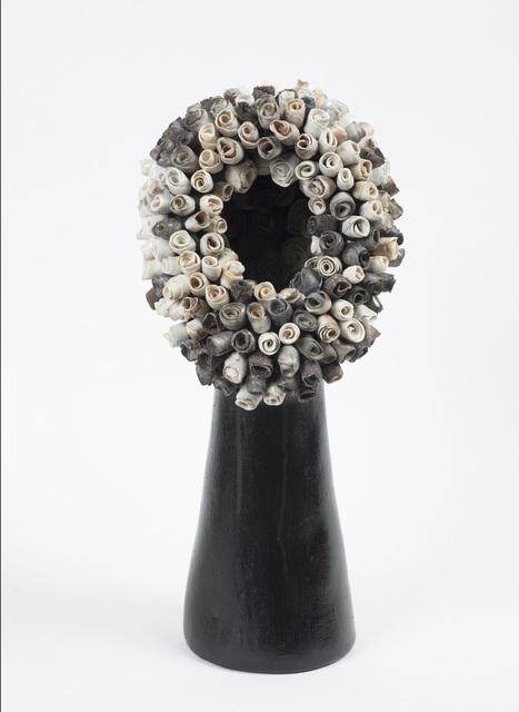 , 'No Face (Oyster),' 2015, Tilton Gallery