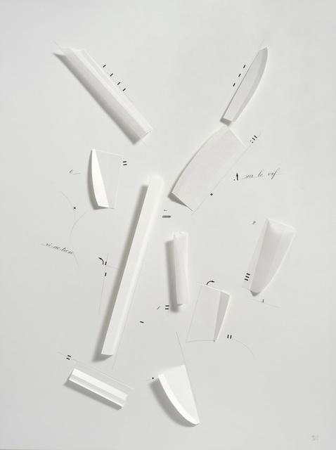 , 'Reaction sur le vif,' 2012, Alejandra von Hartz Gallery