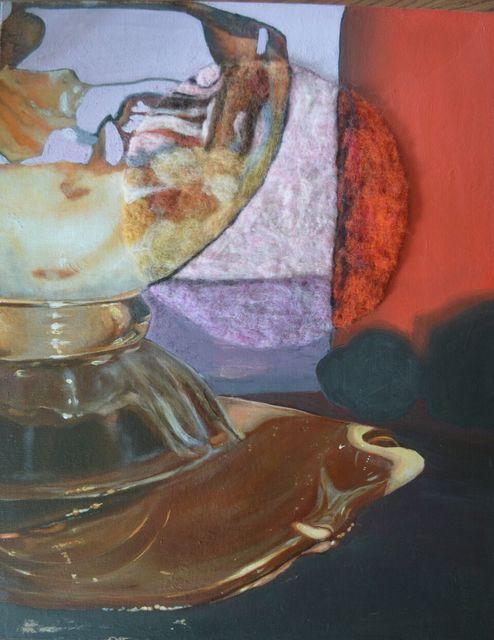 , 'Chocolate Slick,' 2014, Ro2 Art