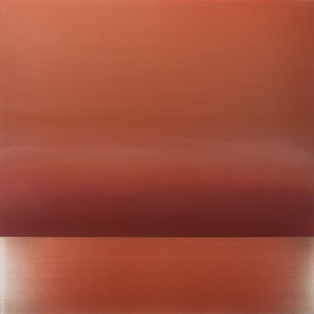 Miya Ando, 'Ephemeral Vermillion', 2015, Sundaram Tagore Gallery