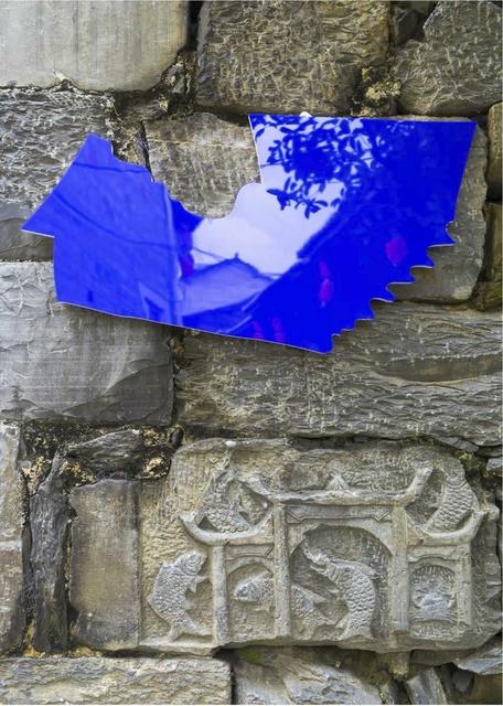 , 'LAN (18),' 2017, Galerie Gisela Clement