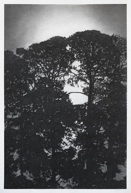 , 'Trainline Silhouette ,' , OLSEN GALLERY