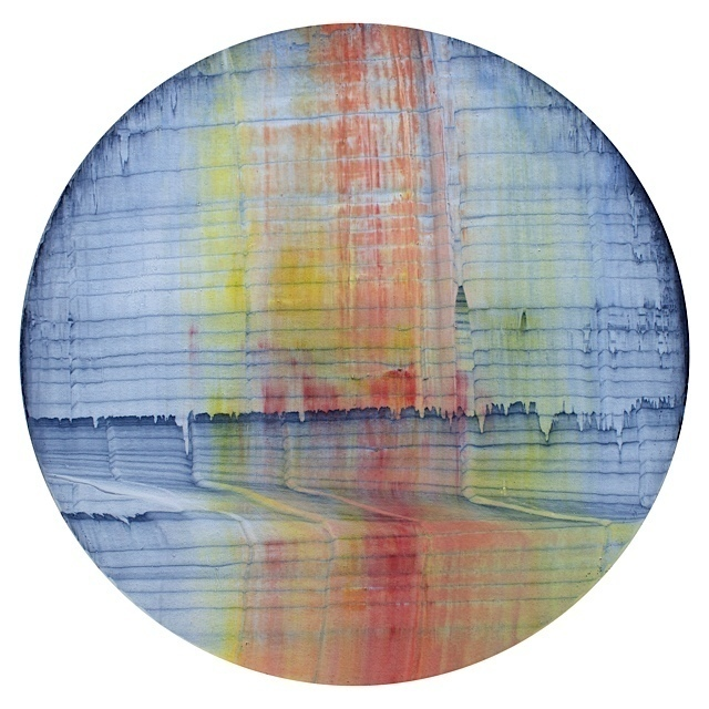 , 'Circle Landscape 10,' 2014, VICTORI+MO CONTEMPORARY