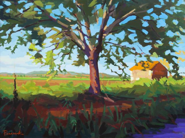 , 'Shaded Canal,' 2018, ArtProv Gallery