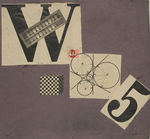 , 'Manifesto W 5: Cover,' 1920, The Museum of Modern Art