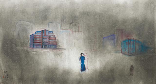 , '常德公寓 Eddington House,' 2016, Matthew Liu Fine Arts