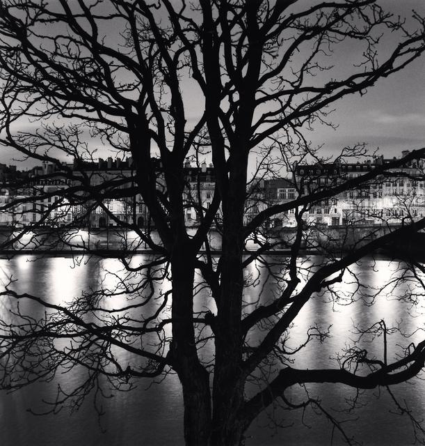 , 'TREE, SEINE AND QUAI VOLTAIRE, PARIS, FRANCE, 2013,' 2013, Huxley-Parlour