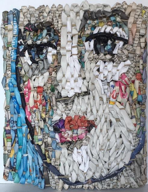 , 'FEMALE HEAD/ MAESTA #50,' 2017, Tansey Contemporary