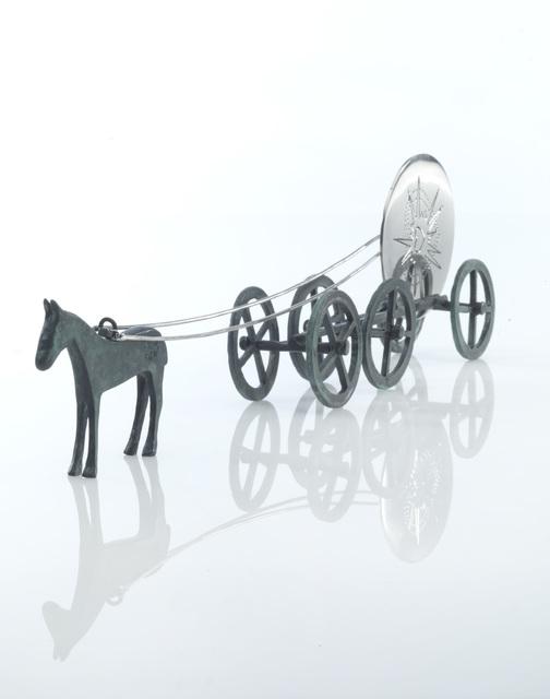 , 'Celestial Chariot ,' 2014, Pangolin