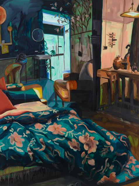 , 'Blocking ,' 2019, Frestonian Gallery
