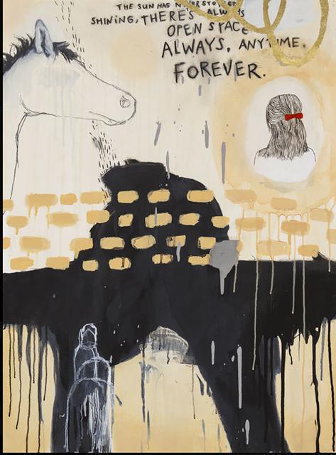 , 'Open Space,' 2012, Sylvia White Gallery