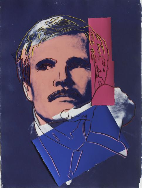 , 'Ted Turner,' 1986, Galleria d'Arte Maggiore G.A.M.