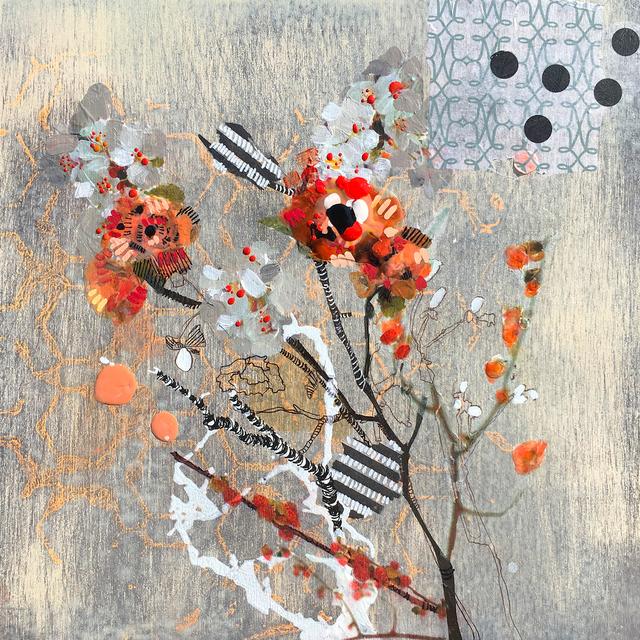 , 'Orange Poppy,' 2018, Newzones