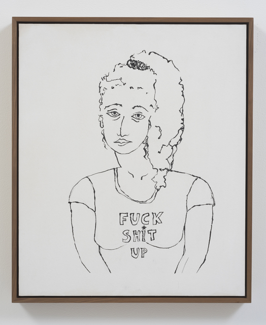 , 'Fuck shit up,' 2014, Susanne Vielmetter Los Angeles Projects