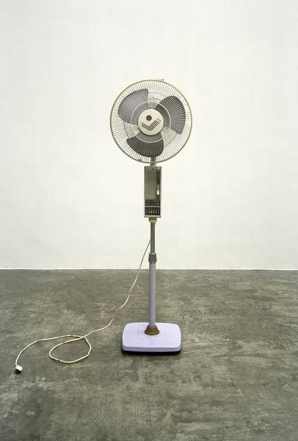 , '纪念碑-电扇 Fan,' 2010, Shanghai Gallery of Art