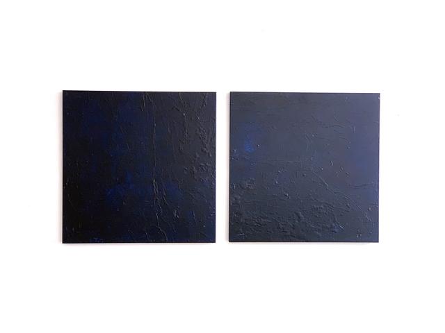 Barbara Colombo, 'Untitled blue', 2017, Area35 Art Gallery