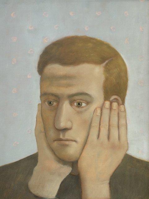 , 'Head,' 2011, Flowers