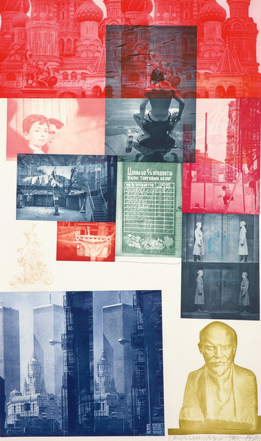 Robert Rauschenberg, 'Soviet/American Array I', 1988-89, Phillips