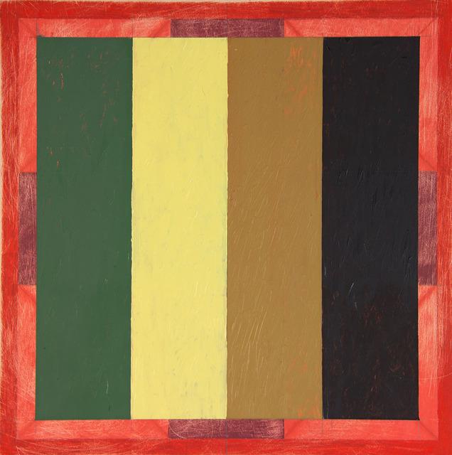 Anthony Cuneo, 'Fresh Stuff: panel 4', 2011, Amos Eno Gallery