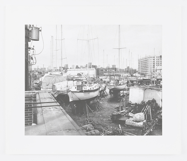 , 'Marina on the South Branch,' 2016, Ameringer | McEnery | Yohe