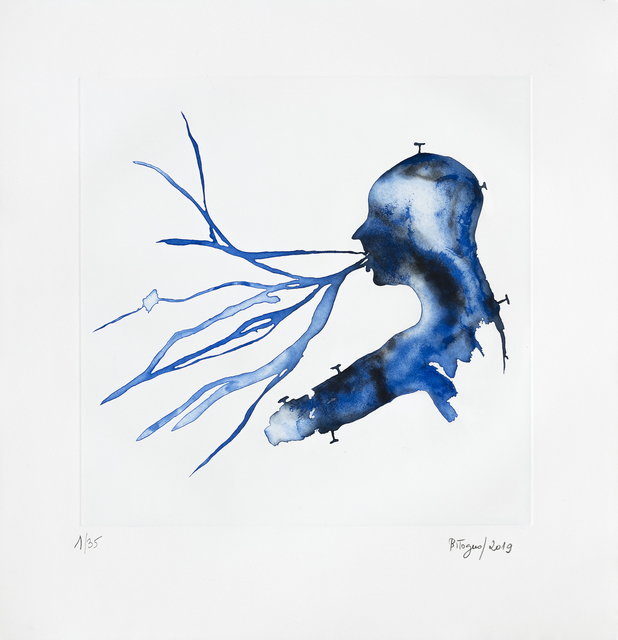 Barthélémy Toguo, 'Donga', 2019, Galerie Lelong & Co.