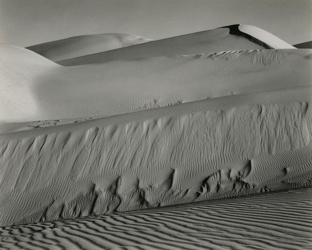 , 'Dunes, Oceano,' 1936, Edwynn Houk Gallery