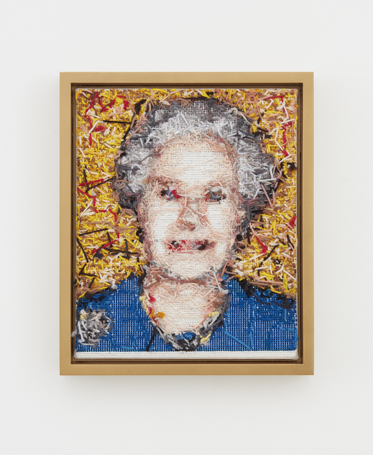 Polly Borland, 'The Queen (Mr. Stewart)', 2017, NINO MIER GALLERY