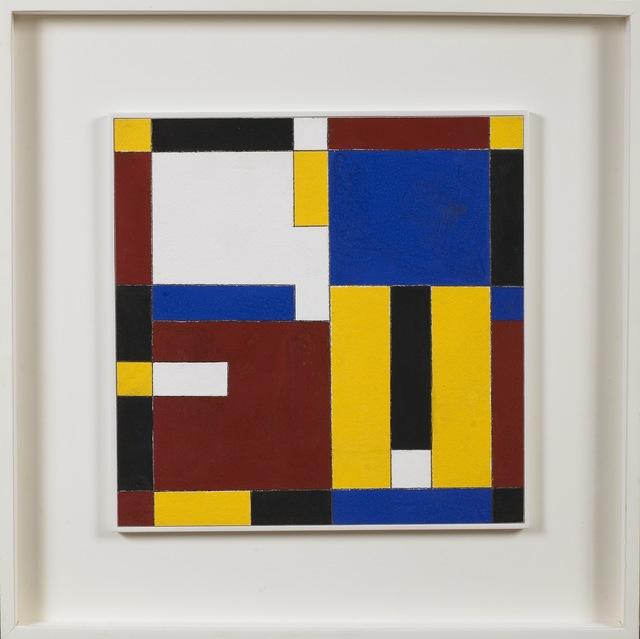 , 'Red, Yellow, Blue,' 1959, Vallarino Fine Art