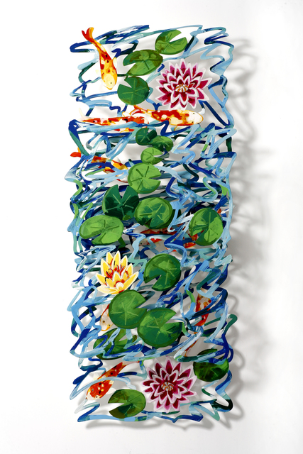 , 'POND(VERTICAL) 荷塘(垂直),' 2008, Artrue Gallery