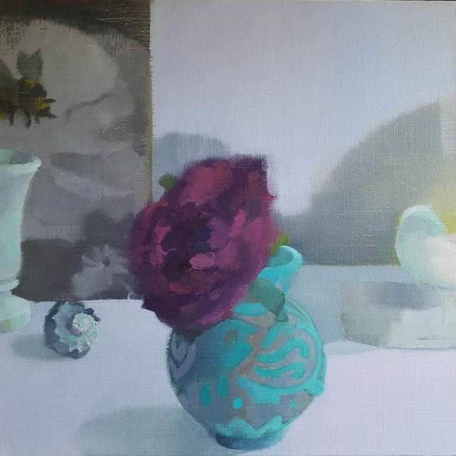, 'An Apprehensive Beauty,' 2018, Kathryn Markel Fine Arts