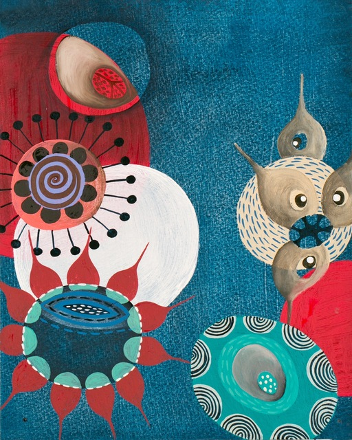 Melinda Hackett, 'Small Seagarden #5', 2016, John Molloy Gallery