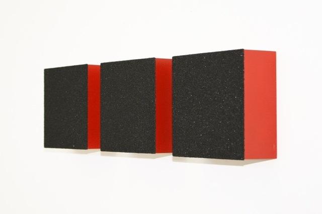 , 'Black Painting no. 54,' 2017, Joshua Tree Art Gallery
