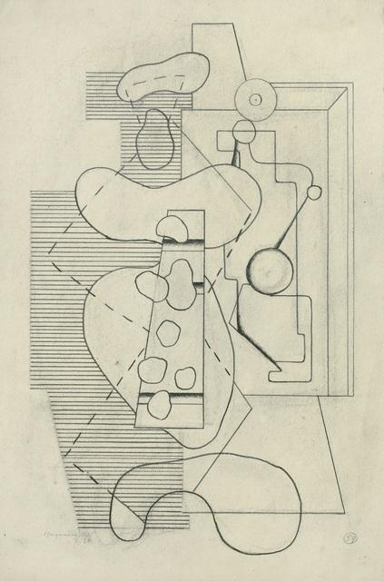 , 'Der Maler,' 1928, Jahn und Jahn