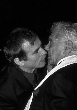 , 'Leonard Bernstein greets Rudolph Nureyev, New York,' 1989, Staley-Wise Gallery