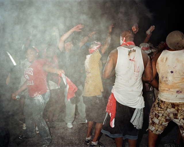 , 'Jouvert, Flatbush, Brooklyn,' 2013, Rhona Hoffman Gallery