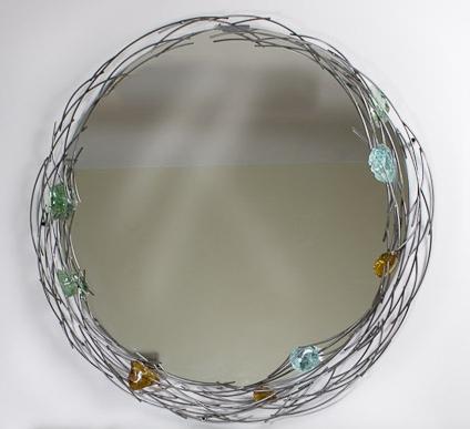 , 'Glass Rock Mirror,' , Zenith Gallery